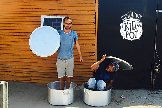 Community Kids Pot